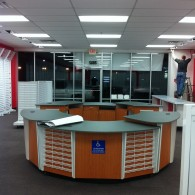 Radio Shack Buildout