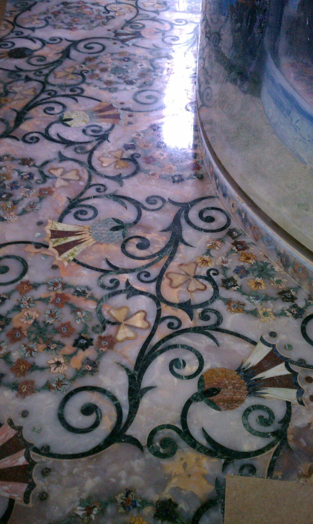 flower floor
