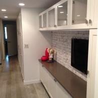 Manhattan Remodel – Living Room.